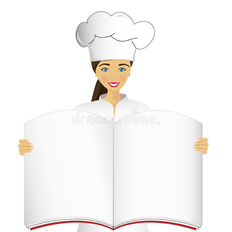 Sguardo del mio menu. illustrazione vettoriale
