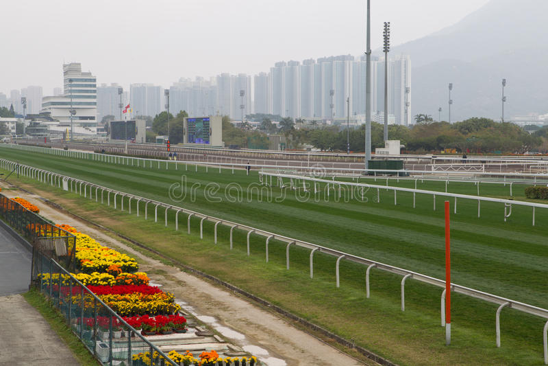 Download Sha Tin Racecourse, Hong Kong Editorial Stock Image - Image: 18296834