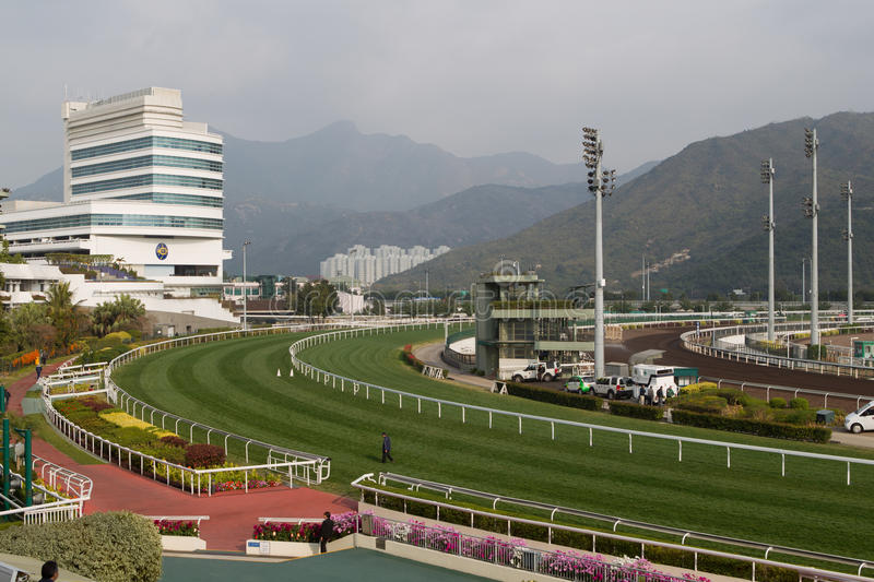 Where Is Sha Tin Racecourse
