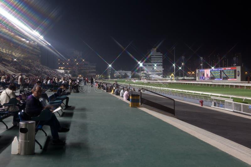 Sha Tin Racecourse, Hong Kong Editorial Photography