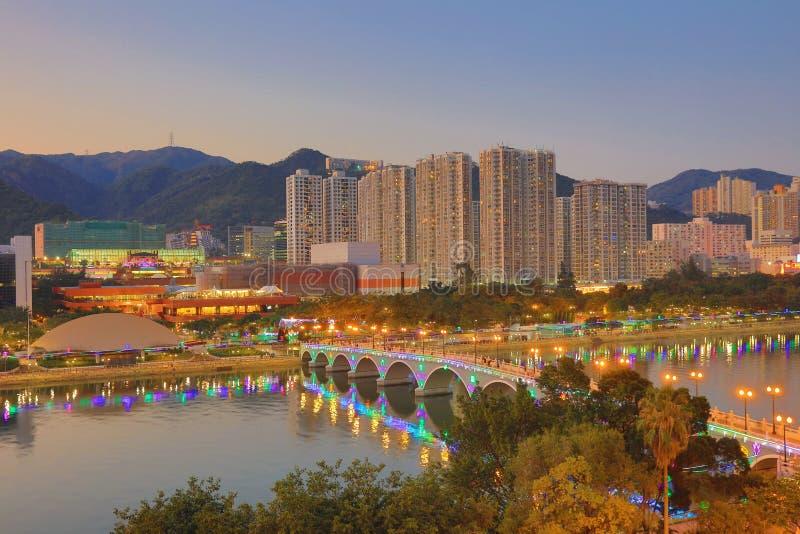 Sha-Zinn, Hong Kong lizenzfreie stockfotos