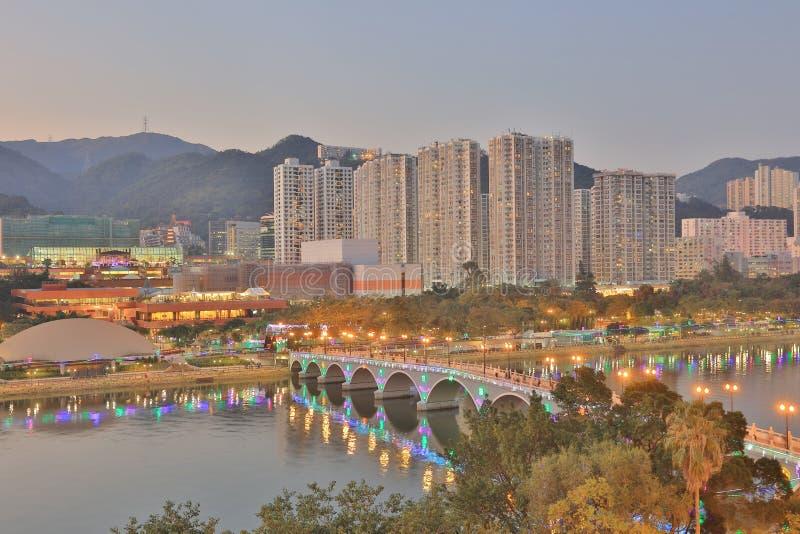 Sha-Zinn, Hong Kong stockfotos