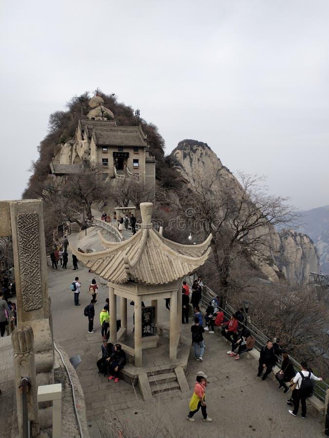 Shaanxi Weinan photo libre de droits