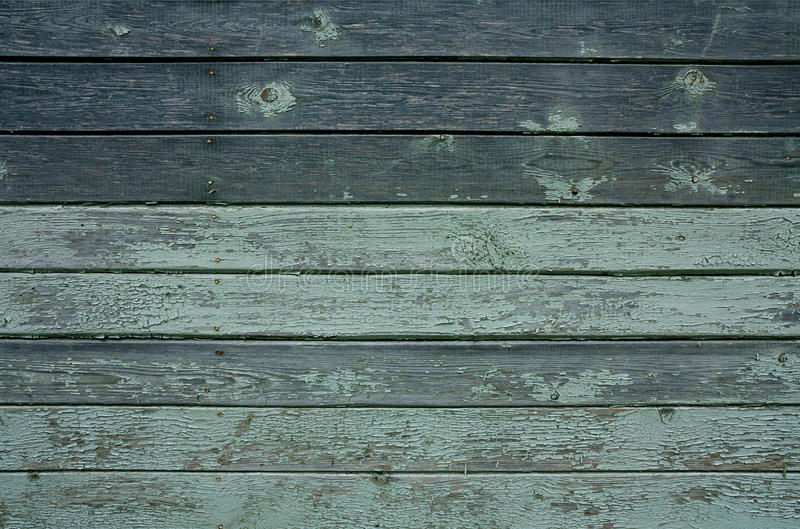 Shabby ξύλινος τοίχος στοκ εικόνες με δικαίωμα ελεύθερης χρήσης