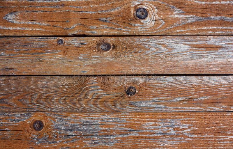 Shabby ξύλινος τοίχος στοκ εικόνες