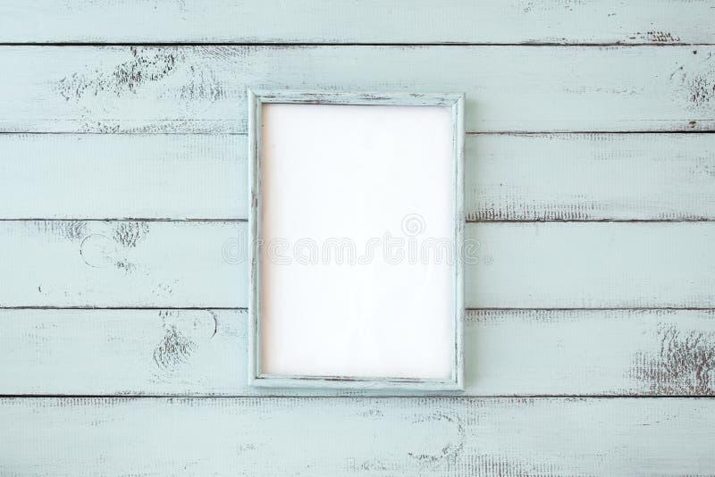 Shabby chic photo frame stock image. Image of copy, frames - 52129867