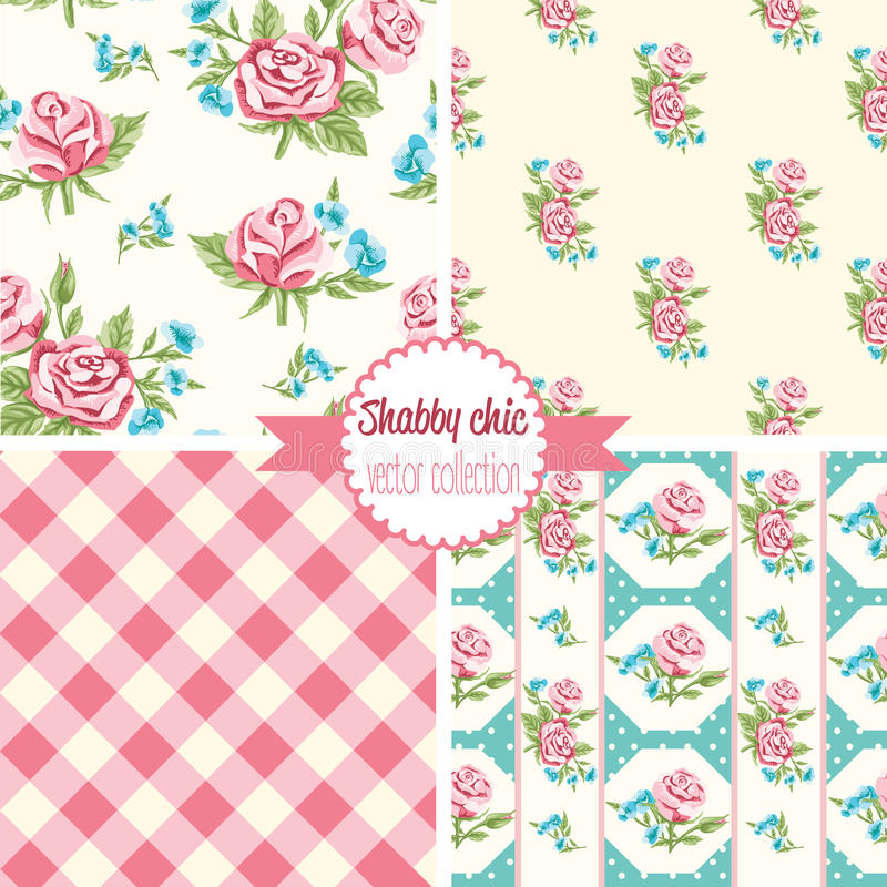 Floral Pattern Stock Photos, Pictures & Royalty-Free ... |Vintage Floral Rose Pattern