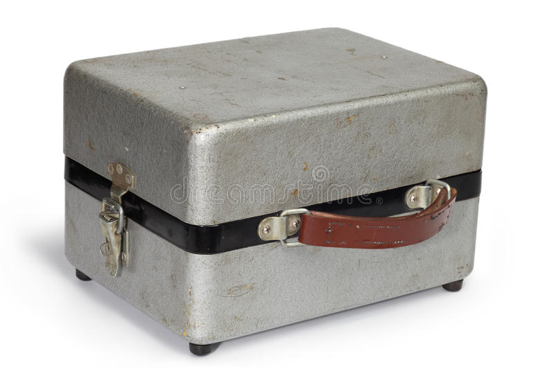 Download Shabby metal case stock photo. Image of background, ancient - 20248266