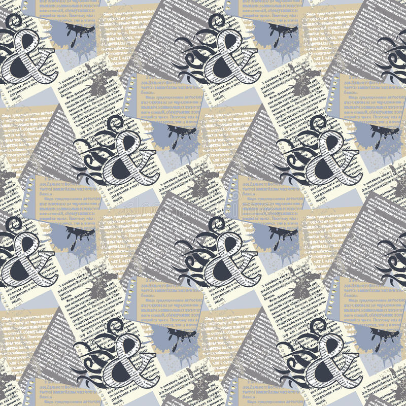 Download Shabby seamlesss  template stock illustration. Image of element - 22971334