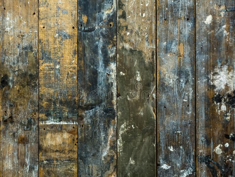 Shabby Wooden Background 02 stock images