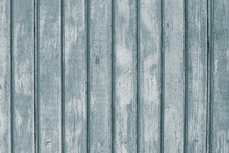 Shabby wooden fence. Gray surface of striped hardwood. Timber pattern, plank painted, light retro wood boards. Lumber background,. Carpentry rough texture royalty free stock images