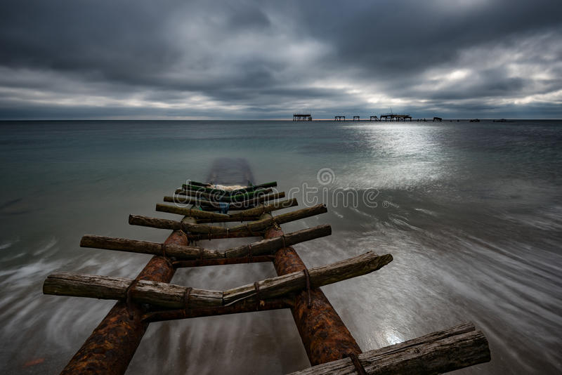 Shabla, Bułgaria fotografia stock