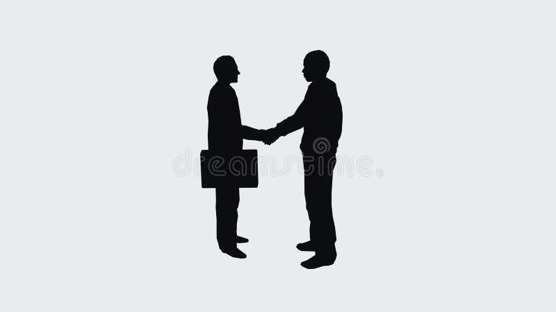 SHACK HAND vector illustration