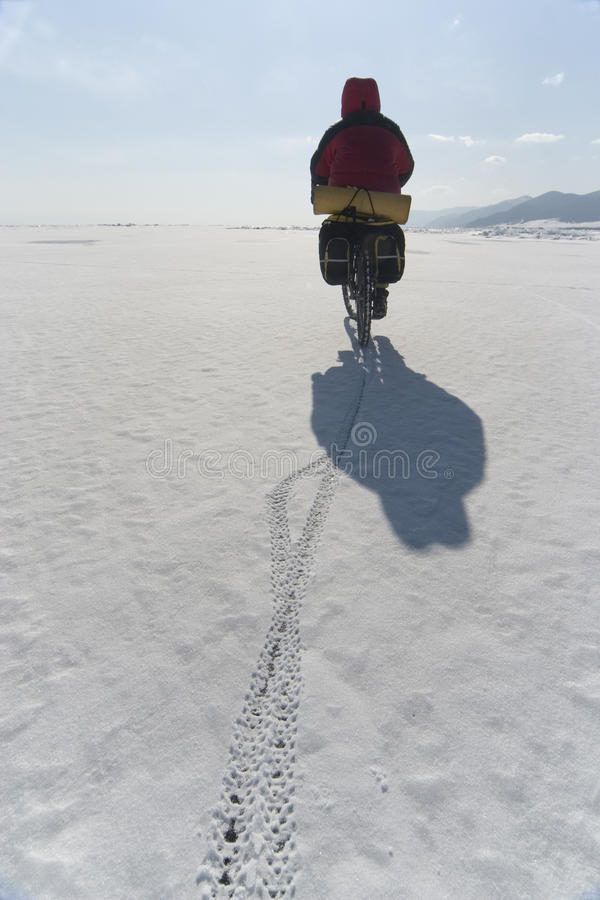 Download Shade of biker stock photo. Image of shadow, tourist - 10881266