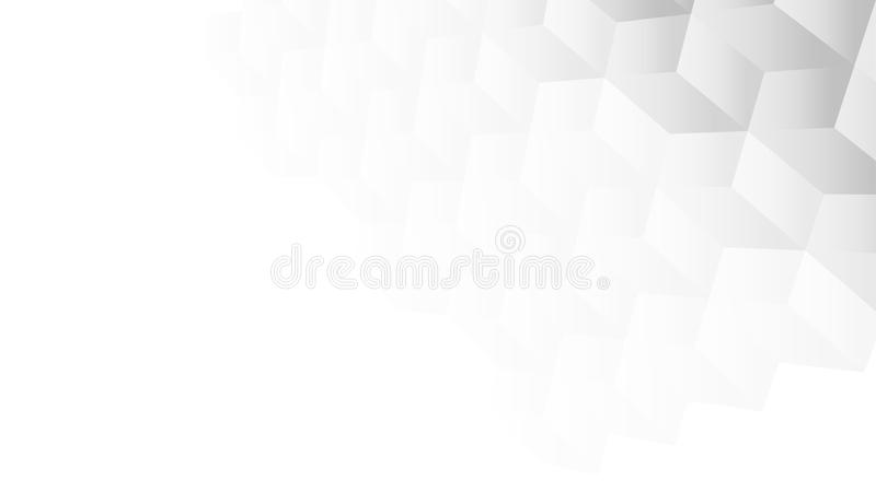 Shade of white abstract background wall texture. Shade of white vector abstract background wall texture royalty free illustration
