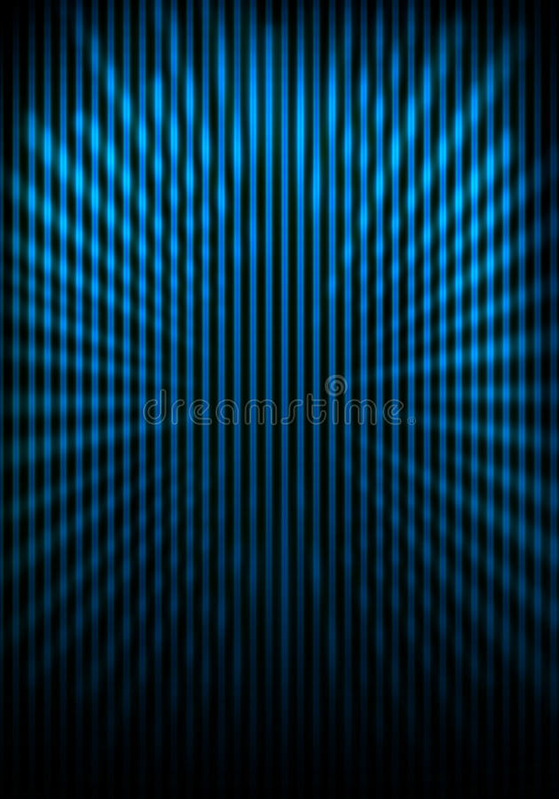 Shaded wall with grill painting and light rays stock photos