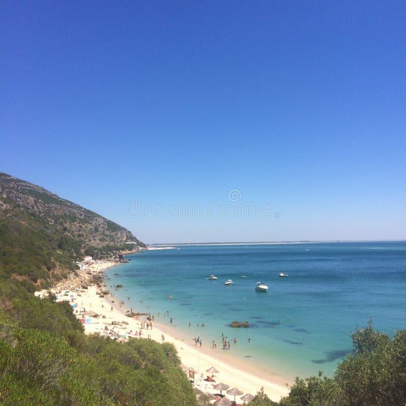 Serra Da Arrabida Beaches And Water Landscape For Relaxing