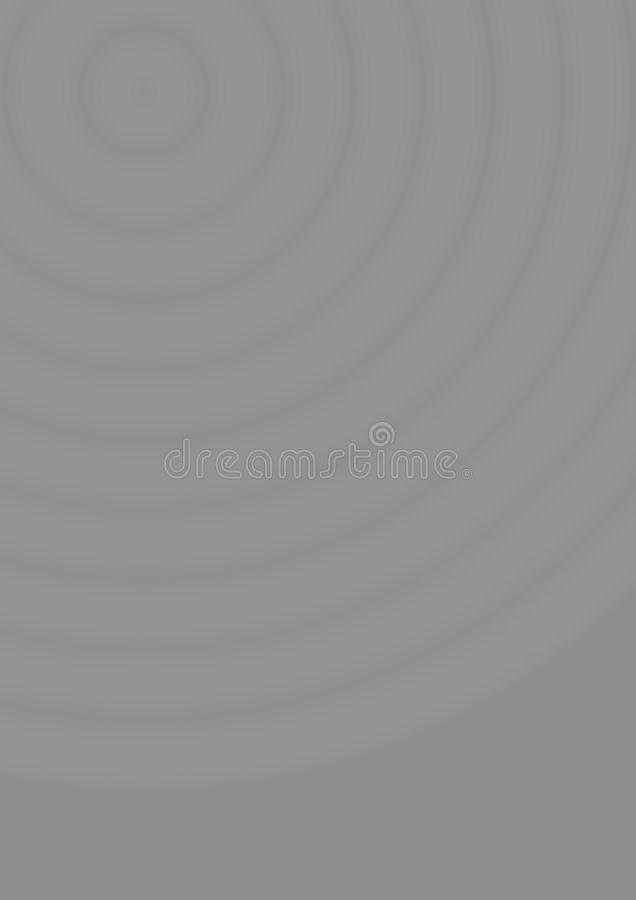 Download Shades of Grey stock illustration. Image of circle, arcs - 26825476