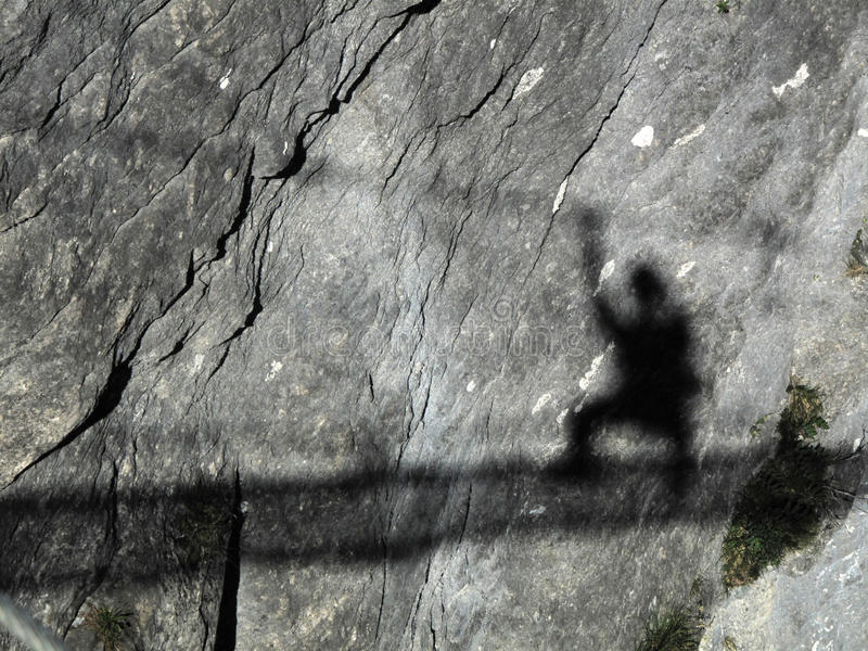 Download Shadow stock image. Image of wall, oberland, mountaineering - 11353977