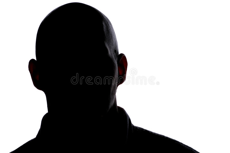 Download Shadow man1 stock illustration. Image of shadow, background - 56762