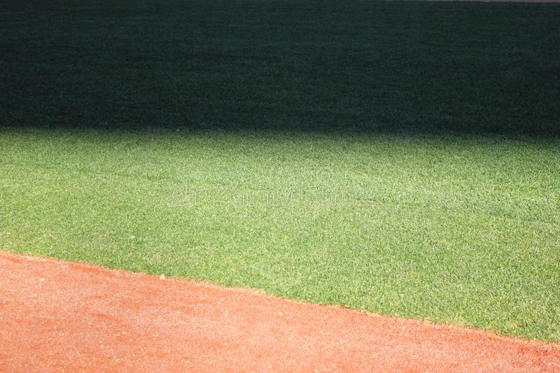 Download Shadow In The Outfield Royalty Free Stock Photography - Image: 28902737