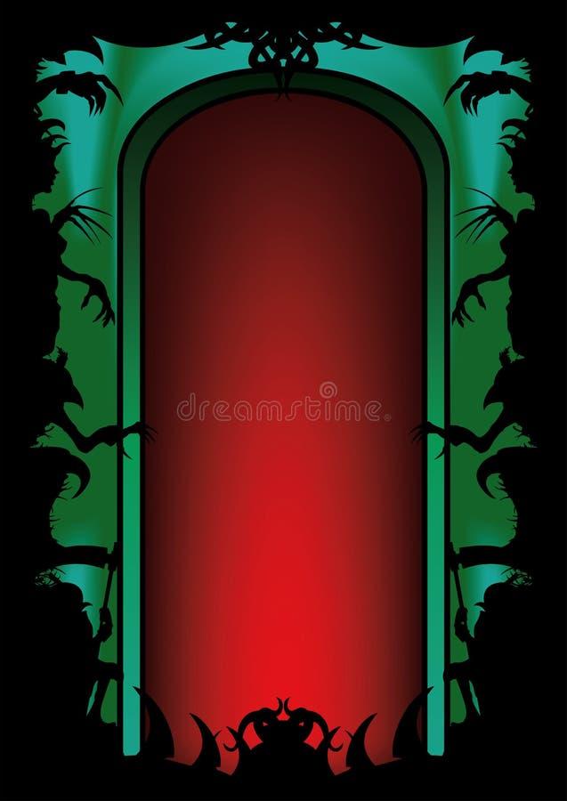 Download Shadow Play Halloween Background Stock Vector - Image: 34271523