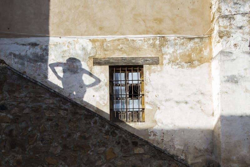 Shadows of Latin America royalty free stock photo