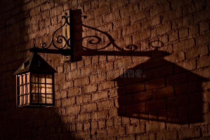 Shadows And Lights... Royalty Free Stock Image