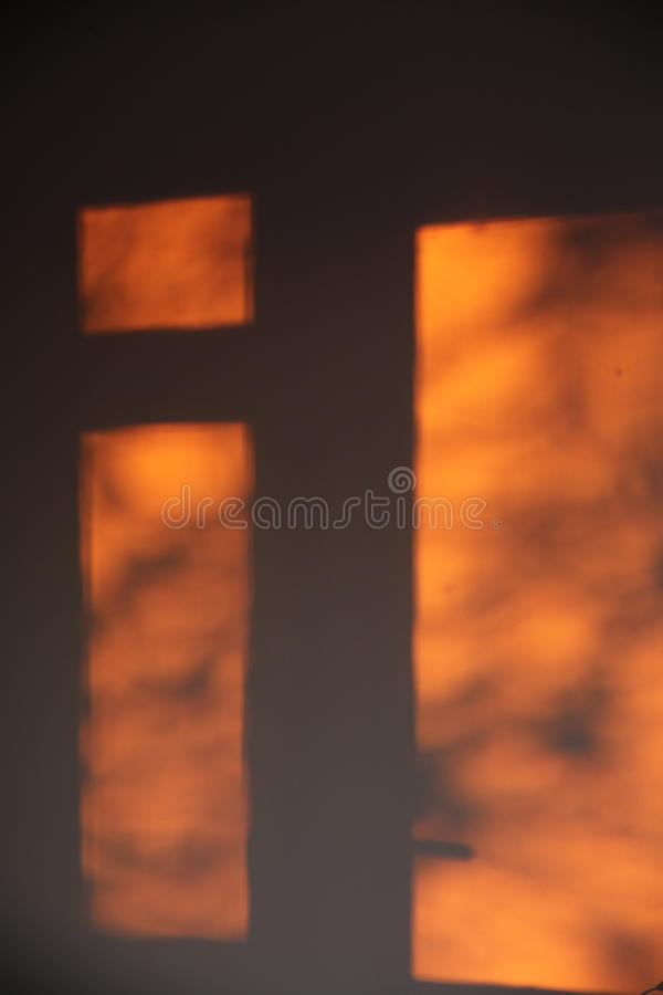 Free Shadows On The Wall Stock Images - 48386184