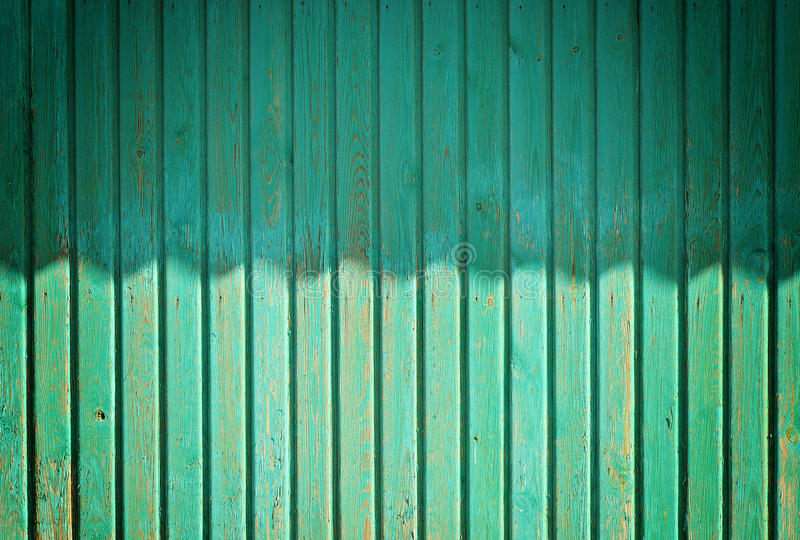 Shadows on Wooden Wall royalty free stock image