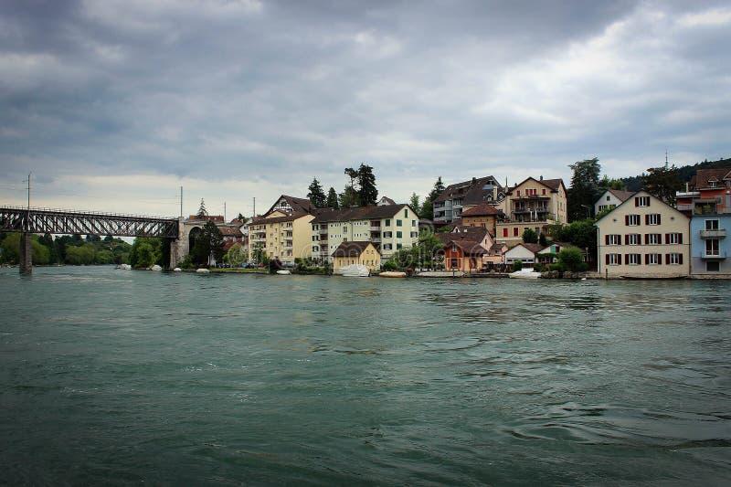 Shaffhausen, Suíça imagens de stock
