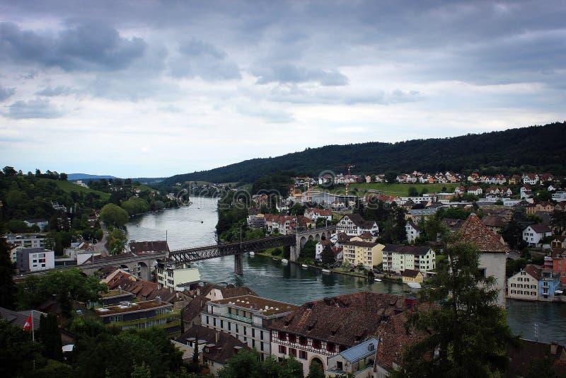 Shaffhausen, Suíça fotos de stock