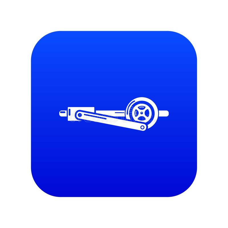 Shaft icon, simple style. Shaft icon. Simple illustration of shaft vector icon for web vector illustration