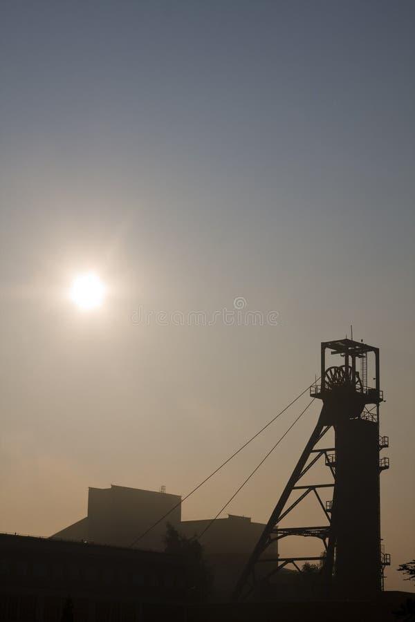 Shaft mine stock photos