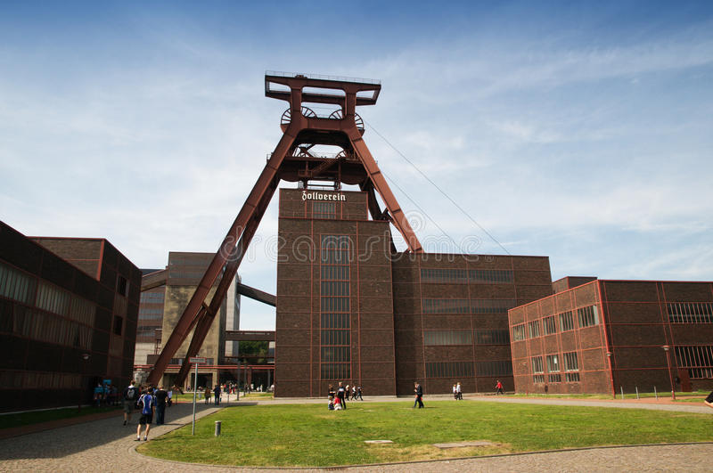 Download Shaft XII Of Zollverein Coal Mine Editorial Photo - Image: 28393101