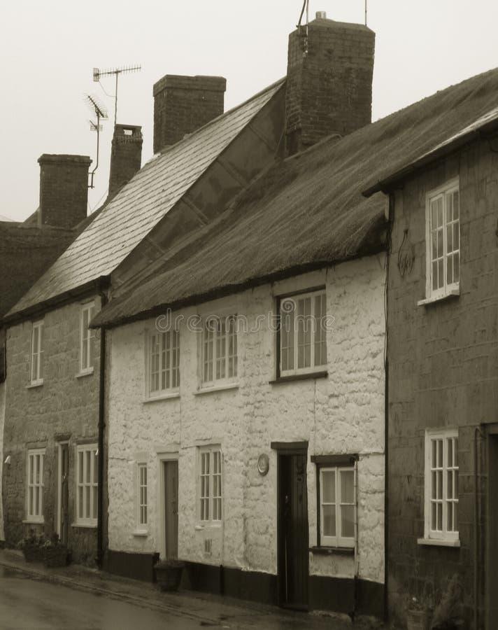 Shaftsbury, Angleterre image libre de droits