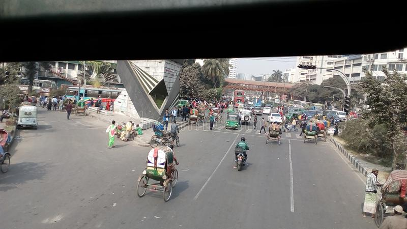 Shahbag στοκ εικόνες