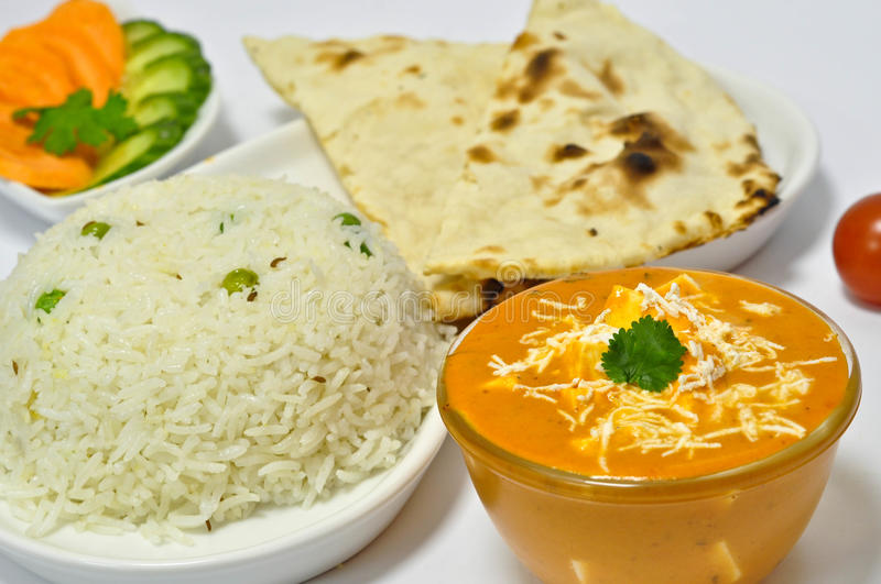 Download Shahi Paneer stock image. Image of curry, dish, table - 18334577
