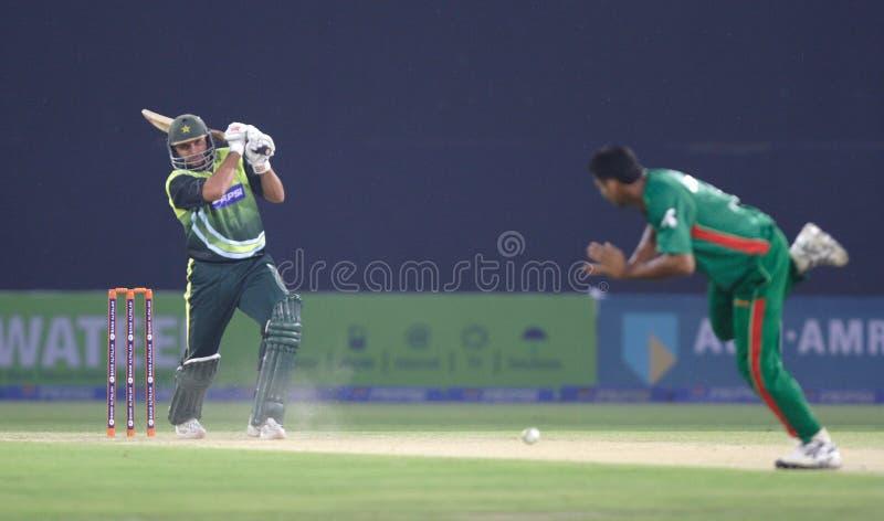 Shahid Afridi photo stock