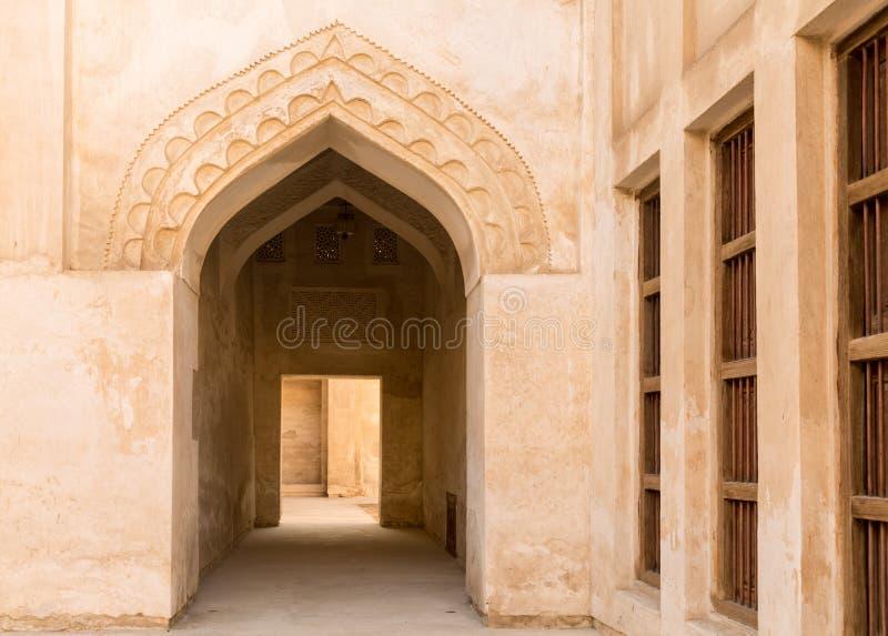 Shaikh Isa-bak Ali House Bahrain stock foto's