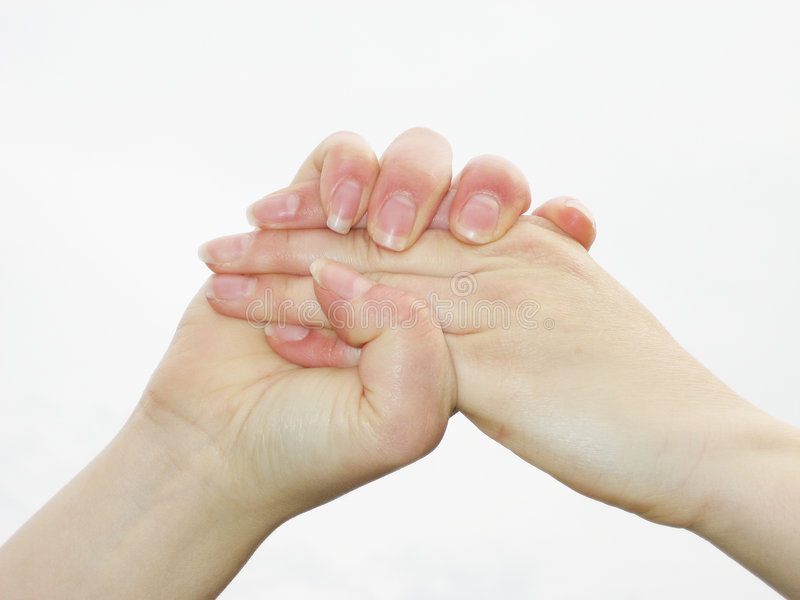 shake руки трудный стоковое изображение rf