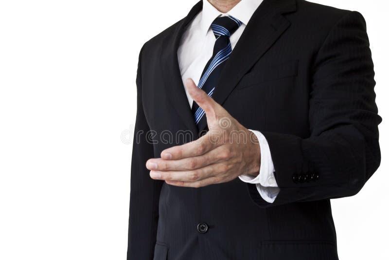 shake руки стоковая фотография rf