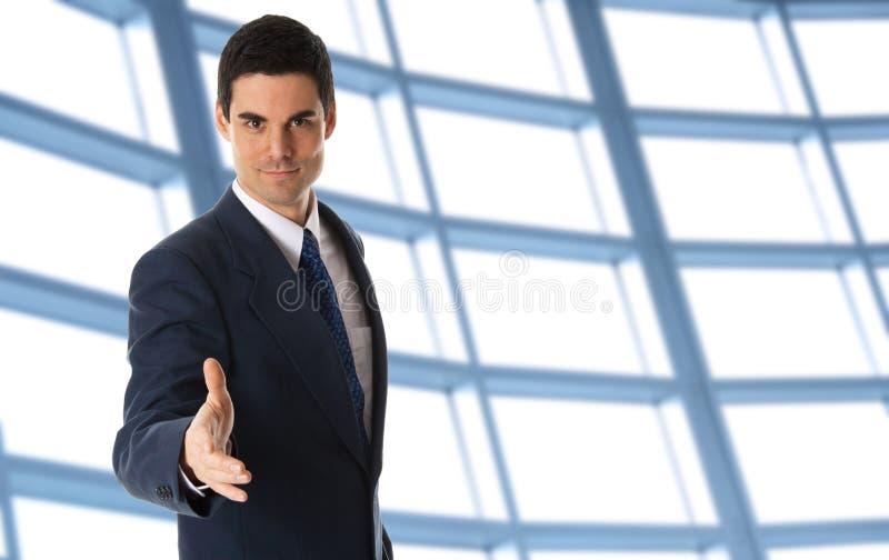 shake руки стоковое изображение rf