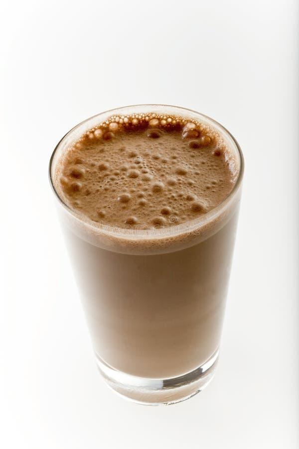 shake шоколада стоковая фотография