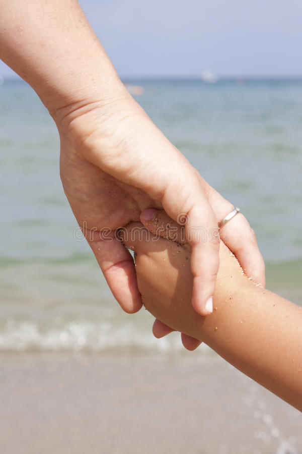 Download Shake hands stock image. Image of well, child, trust - 26261435