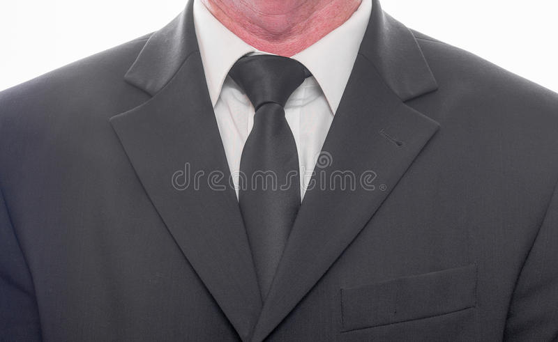 Cropped Suit Stock Images
