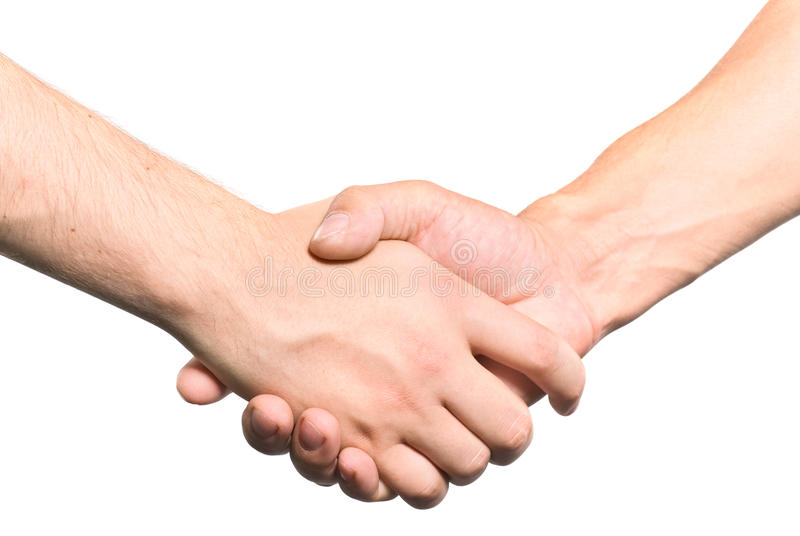 Download Shaking hands stock image. Image of finger, people, concept - 11451495