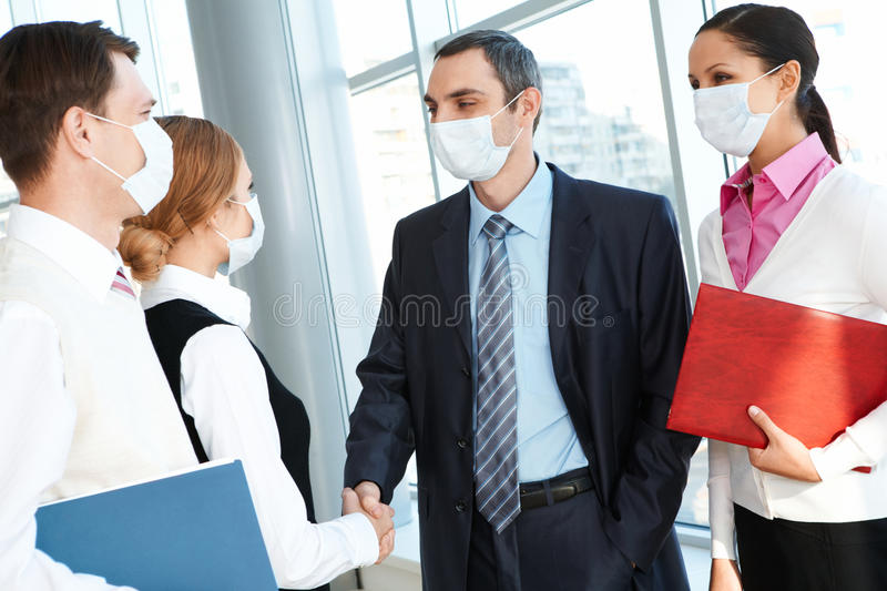 Download Shaking hands stock photo. Image of company, handshaking - 12515170