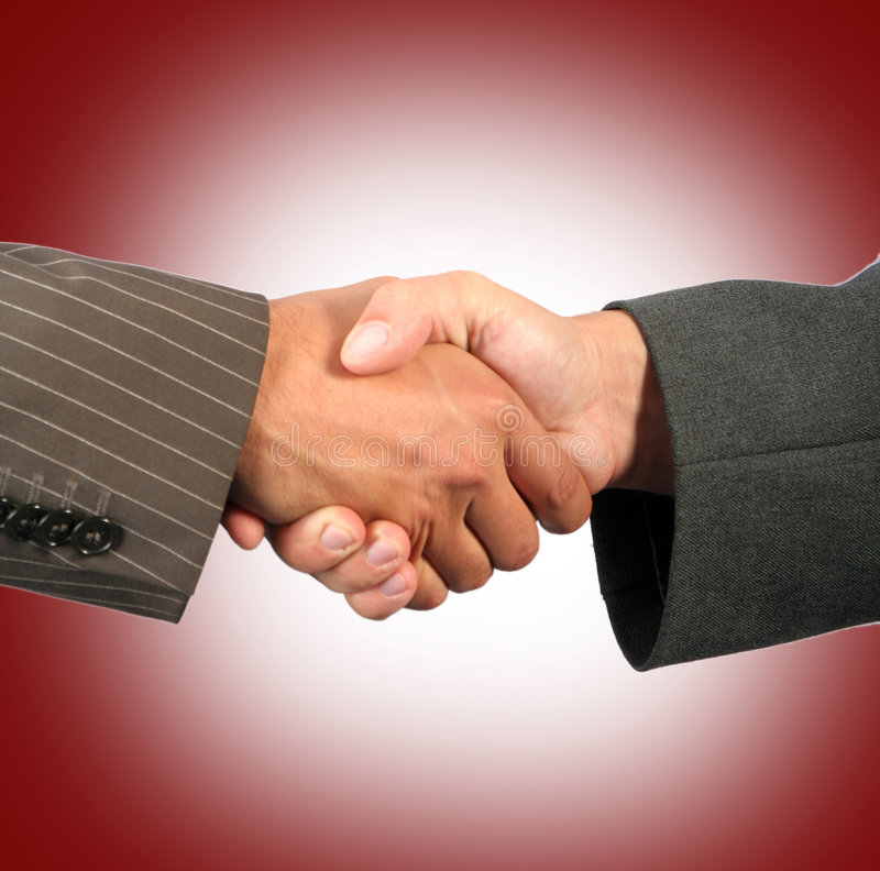 Download Shaking Hands Stock Photos - Image: 4490953