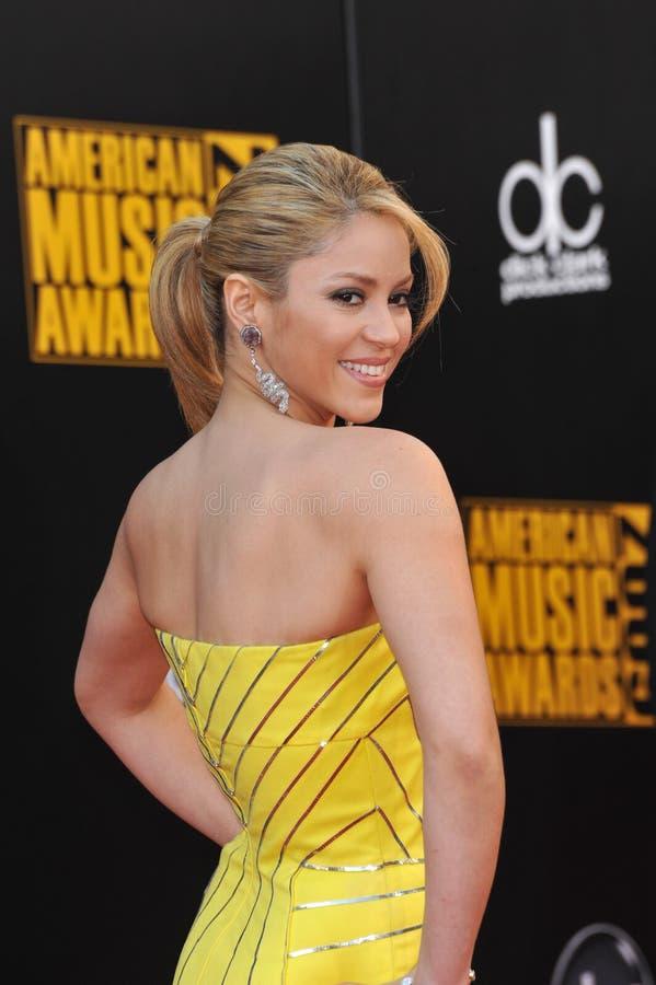 Shakira стоковые изображения rf